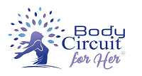 Body Circuit for Her- Health Fitness & Wellness for Women Logo